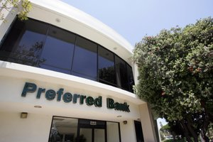 Preferred Bank boosted capital levels with a recent stock sale.