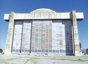 Legacy: 820 acres, two blimp hangers