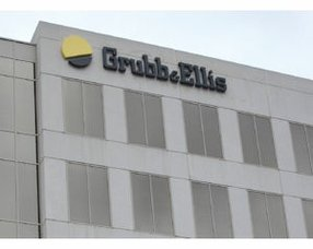 Grubb & Ellis: talking to investors