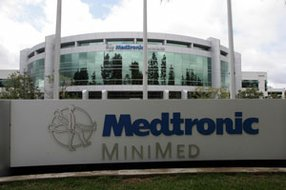 Northridge outpost of Minneapolis insulin pump maker Medtronic.