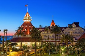 Experts say the historic Hotel del Coronado, which is marking its 125th anniversary this year, was instrumental in putting San Diego on the map as a national tourist destination.
