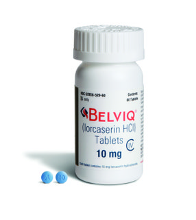 Arena Pharmaceutical Inc.'s weight-loss drug Belviq was approved by the U.S. Food and Drug Administration on June 28, 2012.