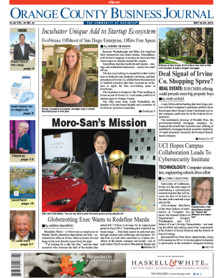 OCBJ Digital Edition May 23, 2016