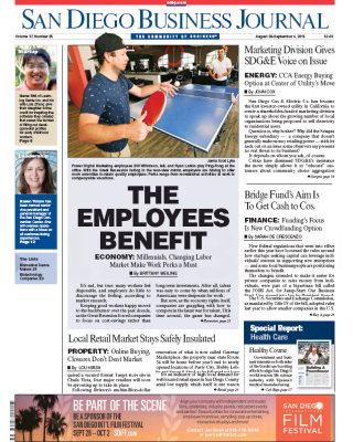 SDBJ Digital Edition August 29, 2016