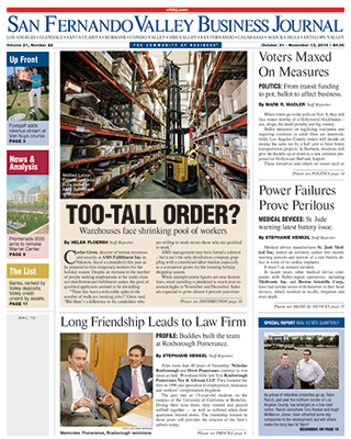 SFVBJ Digital Edition October 31, 2016