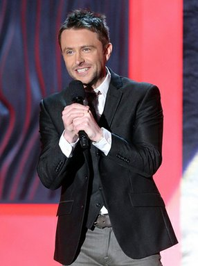 Streamys Host Chris Hardwick. Photo courtesy of the Streamy Awards.