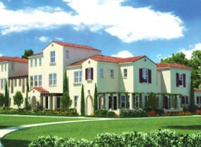 Agave rendering: planned development in Irvine; builder owns or controls land for as many as 10,500 homes altogether