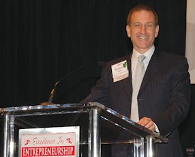 Richard Reisman: to present remarks at the Business Journal's Excellence in Entrepreneurship Awards in Irvine on March 20