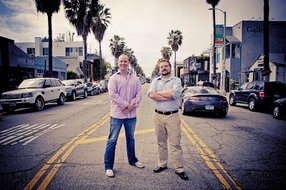 Bitium founders Scott Kriz, left, and Erik Gustavson, right. Photo courtesy of Bitium.