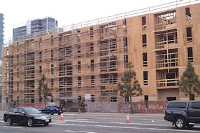 The Marke: 300 units in South Coast Metro