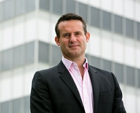 Velocify Chief Executive Nick Hedges. Photo courtesy of Velocify.