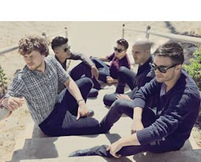 The Wanted: performing at the Pacific Amphitheatre's 2013 Summer Concert Series in Costa Mesa on Aug. 7