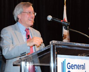 Erwin Chemerinsky: master of ceremonies for the General Counsel Awards, which will take place at the Hyatt Regency Irvine on Sept. 17