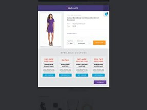 Scoutfit, a downtown L.A. shopping startup, has launched to alert online shoppers when an item goes on sale.