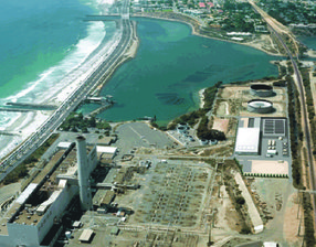 The 30-year bonds financing the Carlsbad desalination plant project carry a 4.78 percent interest rate.