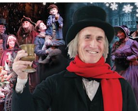 A Christmas Carol: South Coast Repertory's production runs Nov. 29 through Dec. 26 in Costa Mesa