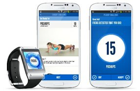 Trainr launched from Focus Solutions Inc. to log a person's exercises.