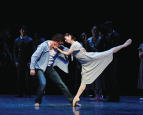 The Hamburg Ballet: returns with the American premiere of Liliom Feb. 7-9 at Segerstrom Center for the Arts in Costa Mesa