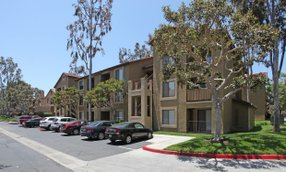 Mirada at La Jolla Colony at 7568 Charmant Drive in University City (photo courtesy of CoStar Group)