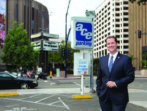 Keith Jones of Ace Parking