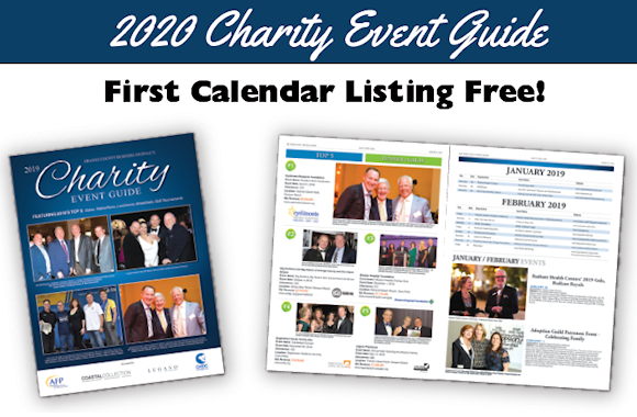 Events In Orange County January 2020.Oc Charity Event Guide Orange County Business Journal