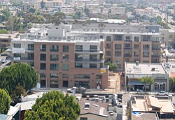 Construction has reached the 80 percent mark for the 120,000-square-foot residential/retail mid-rise at 1Mission in the heart of San Diego's Mission Hills.