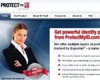 ProtectMyID.com Web site