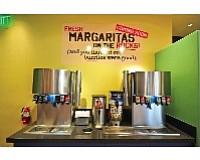 Baja Fresh prototype store: company hopes offering alcohol will draw dinner crowd