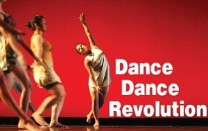 Wooden Floor students: performing at Irvine Barclay Theatre