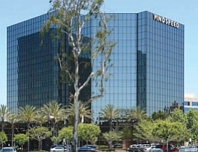 Mindspeed's Newport Beach headquarters: subleased from Conexant