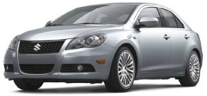 "Suzuki's Kizashi: name means ""something great is coming"" in Japanese"