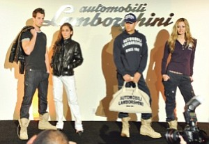 Fashion: A clothing line extends the Lamborghini brand beyond just luxury autos.