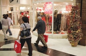 Choosy: Many shoppers are buying fewer, smaller items this holiday shopping season.
