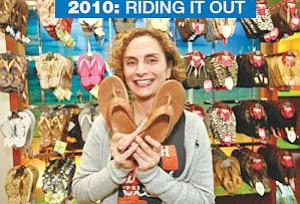 Rashidian: Philanthropic efforts help build business for Flip Flop Shop owner.