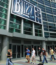 BlizzCon 2009 in Anaheim: show maxed out space last year