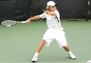 Advantage Tennis Academy student: about 100 in all