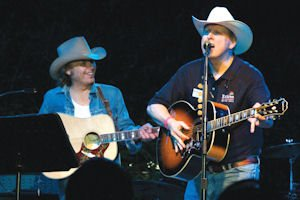 Dwight Yoakam, Edwards entertaining at trade show: Extron chief set to open steakhouse, country music venue at headquarters