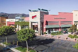 Janss Marketplace's new tenants include the Dress Barn and a mini-department store.