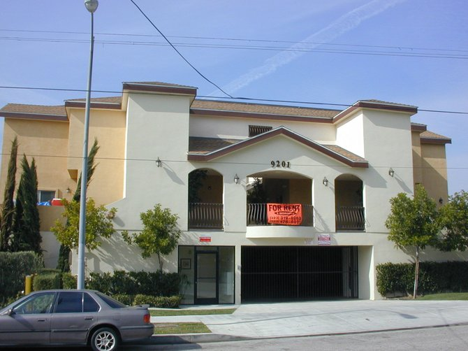Tobias Group LLC recently purchased this Panorama City condo property.