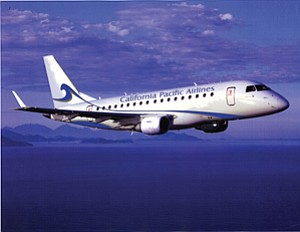 California Pacific Airlines plans to fly from Carlsbad's McClellan-Palomar Airport to Northern California, Las Vegas and Phoenix.