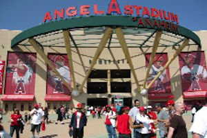 Angel Stadium: site of July All-Star Game