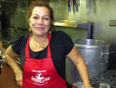 """Chef Sanchez: """"I never thought when I was growing up I'd ever be running a soup kitchen"""""""