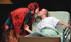 "Linda Gehringer, Tony Amendola of ""The Language Archive"": audience, characters learn about love, marriage"