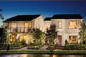 Home at Irvine Co. Woodbury East development: strong sales led to announced Santa Barbara development