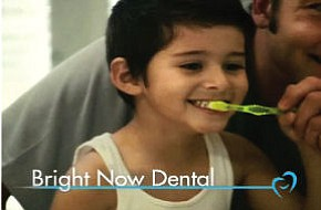 Bright Now Dental commercial: parent company released IPO details