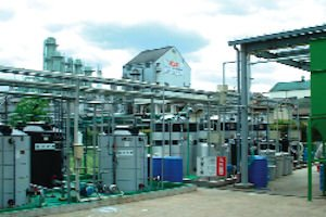 Blue Ethanol plant in Japan: company debuted at No. 106