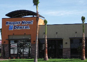 Bright Now Dental in Anaheim: company contracts with more than 1,100 dentists