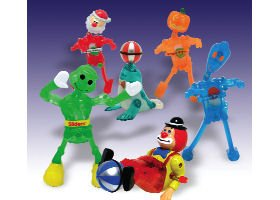 Z Wind Ups: toys sell for $5