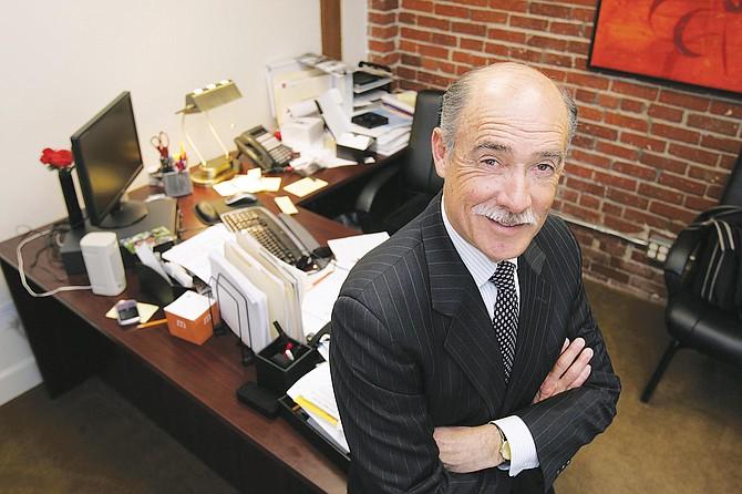 Cordoba Corp.'s Ron Gastelum is among L.A.-area businessmen who feel ideological battles distract legislators in Sacramento.