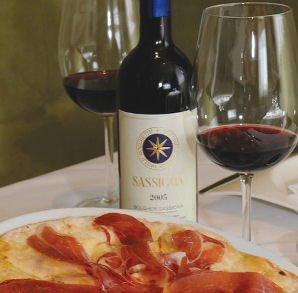 Il Barone dish: restaurant headed by former Antonello chef